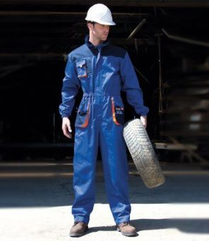 RS321 Result Work-Guard Lite Unisex Coverall